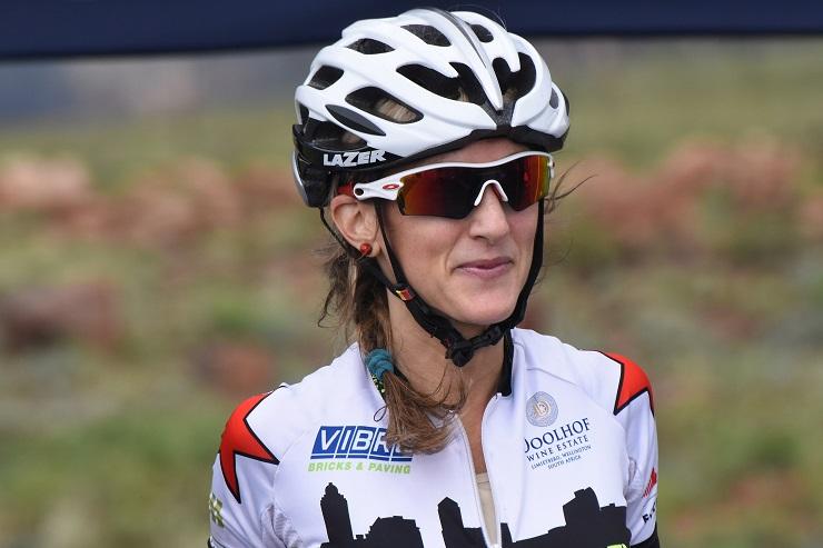 Joanna van de Winkel won the 2018 Satellite Classic