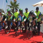 Team SA - African Games 2019 team time-trial