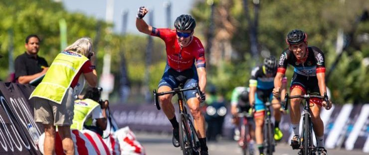 HB Kruger claimed his maiden Amashova Durban Classic title