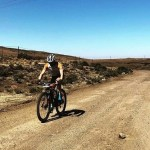 Eastern Cape mountain biker Jason Peach recently won the Maloti 100 Miler