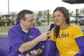 Beth Torina - Photo by LSUSports.Net
