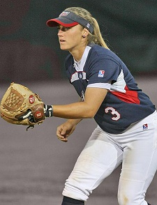 Stephanie Best 1st player from UCF Drafted in NPF in 2005