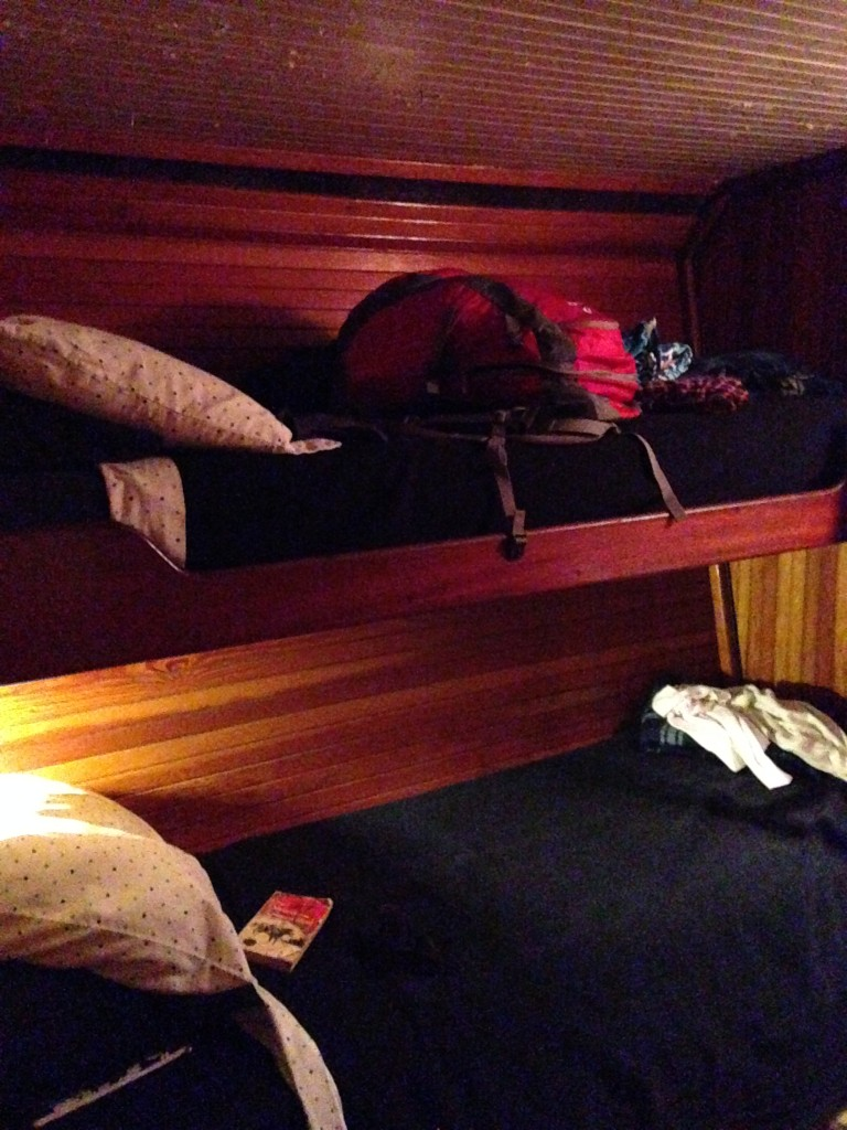 Da Bunk Beds on Liberty Clipper