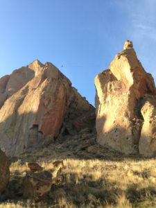Cliffhanger Smith Rock State Park