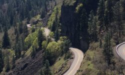 Historic Route 30 Columbia River Gorge: 6 Month Solo Road Trip