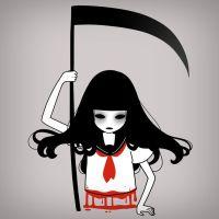 Malicious Myths: Teke Teke (テケテケ)