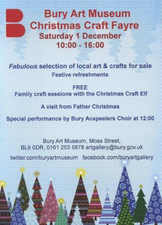 Bury Craft Fair