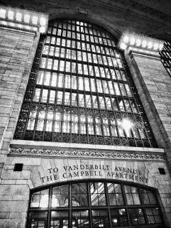 Interior of Grand Central Terminal.