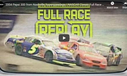 2004 NASCAR Xfinity NAshville: Full Race