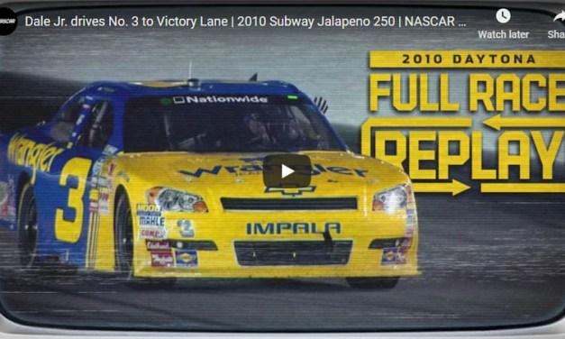 2010 NASCAR Xfinity Series Daytona full race