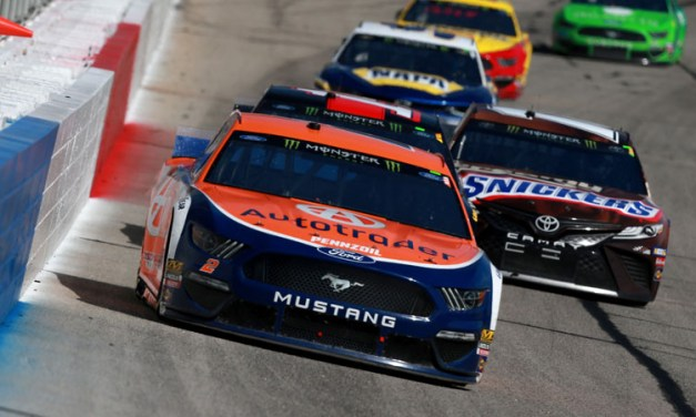 ITD: Truex Breaks His Winless Streak, NASCAR Atlanta Preview