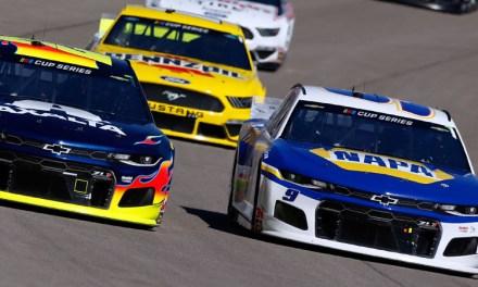 ITD: Bristol Dirt Rules, NASCAR Las Vegas Preview