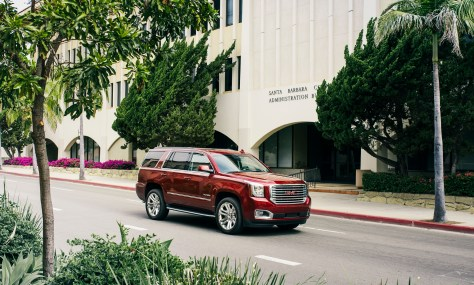2016 GMC Yukon SLT Premium Edition. © General Motors.