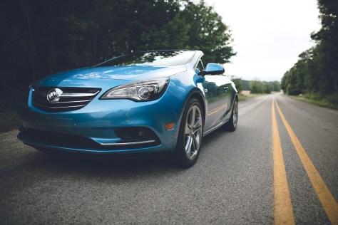 2017 Buick Cascada Sport Touring. © General Motors