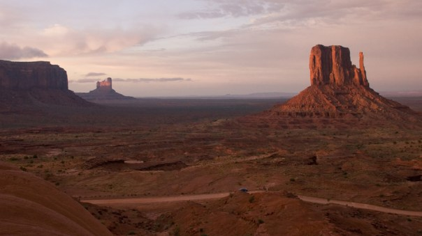 Route 4, Monument Valley, Arizona