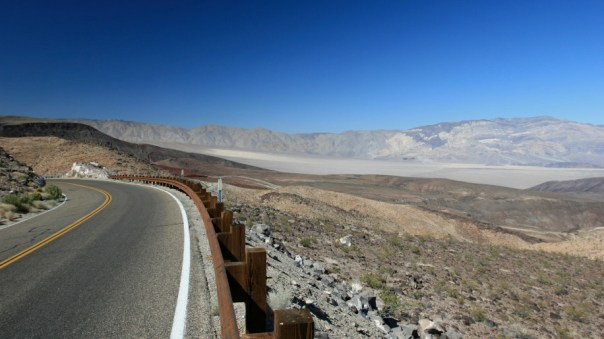 Route 5, Death Valley, Calif.