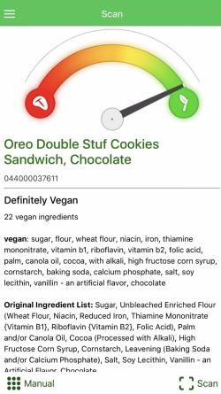 Is It Vegan app