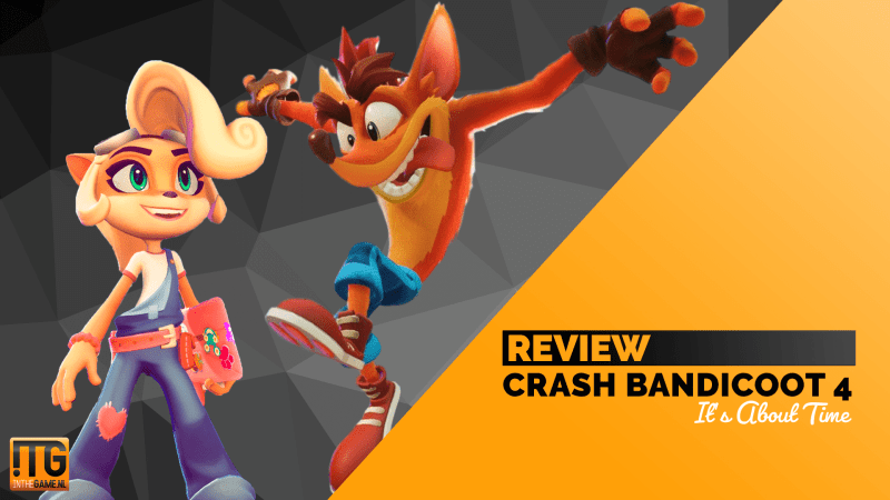 Review Crash Bandicoot 4 It S About Time World Today News