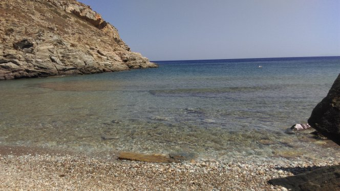 Sikinos, Cyclades August 2016