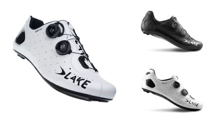Lake CX332 road shoes
