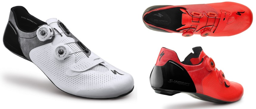 Best Road Bike Gear- Best performance shoes - Shimano S-Works 6