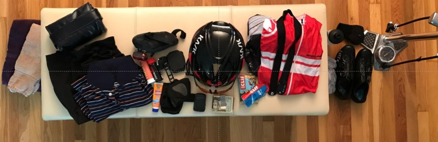 A few items you need to have on every bike ride