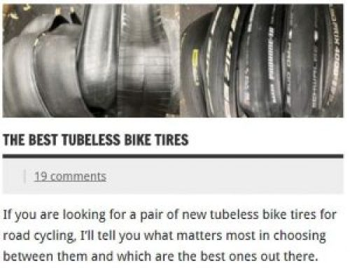 The best tubeless bike tires