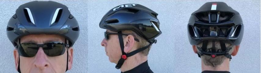 MET Manta Aero Road Helmet