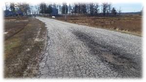 landing road pavement need