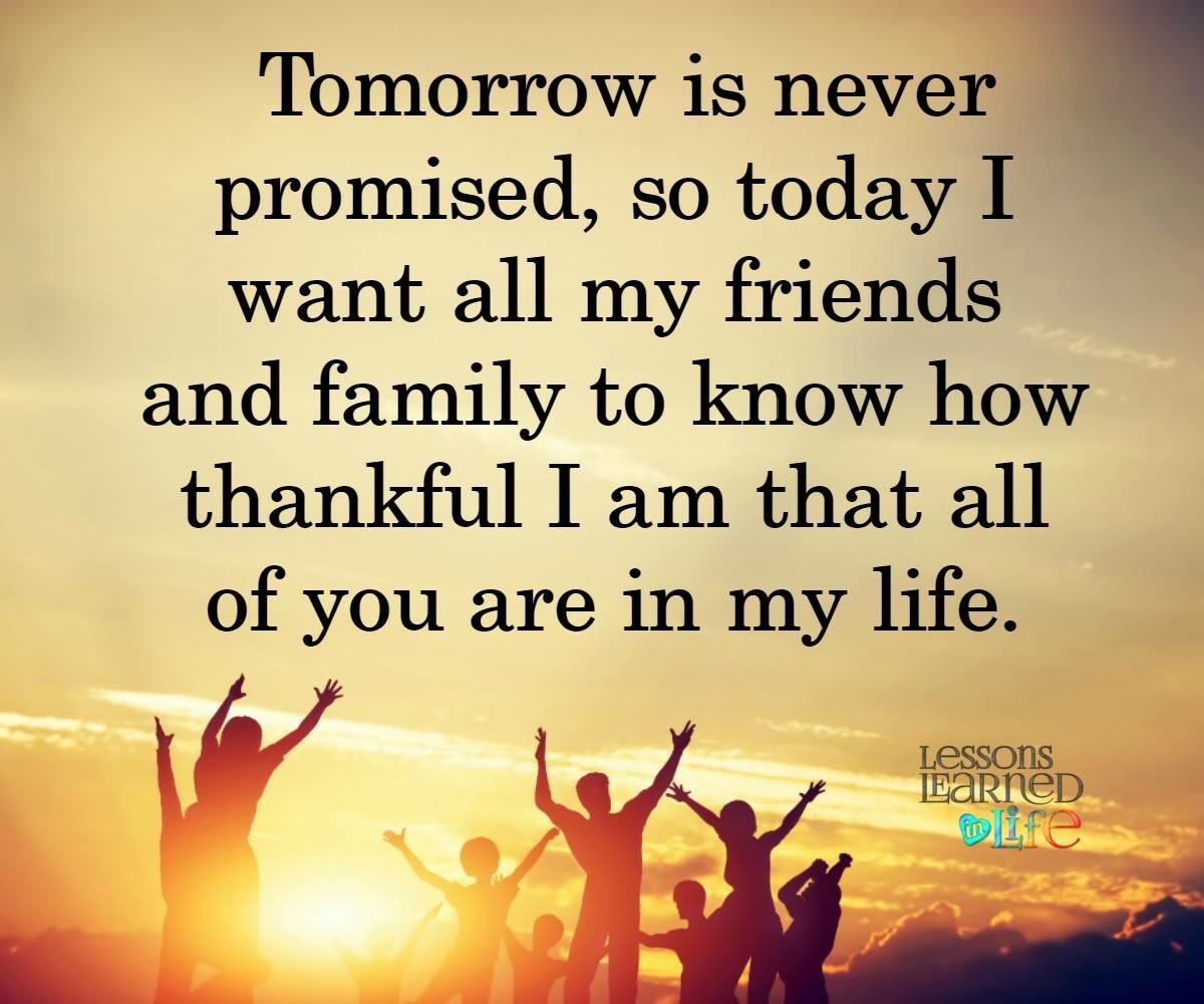 A Grateful Thursday Love Your Family