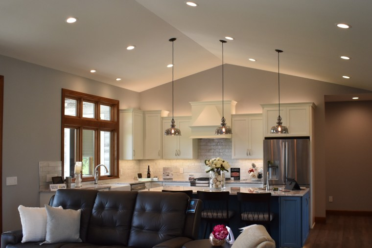 Parade of Homes | Kitchen Lighting