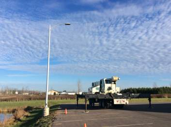 Commercial Lighting | Light Poles