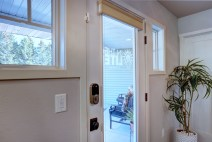 ITL Office Front Door with Keypad, Yale Lock & Security