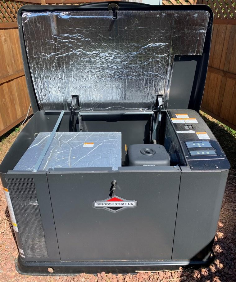 Generator Install   20kw Briggs and Stratton