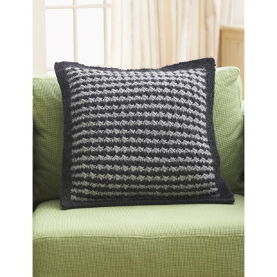 pillow knitting patterns in the loop