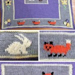 Animal Blanket Knitting Patterns In The Loop Knitting