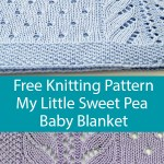 Baby Blanket Knitting Patterns In The Loop Knitting