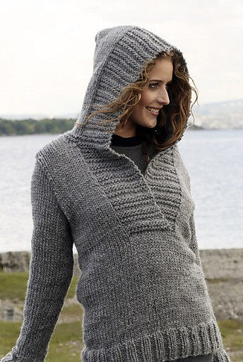 a2b1f424b Hoods and Hoodies Knitting Patterns In the Loop Knitting