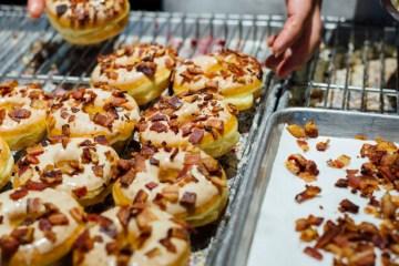Sidecar Doughnuts Santa Monica Los Angeles