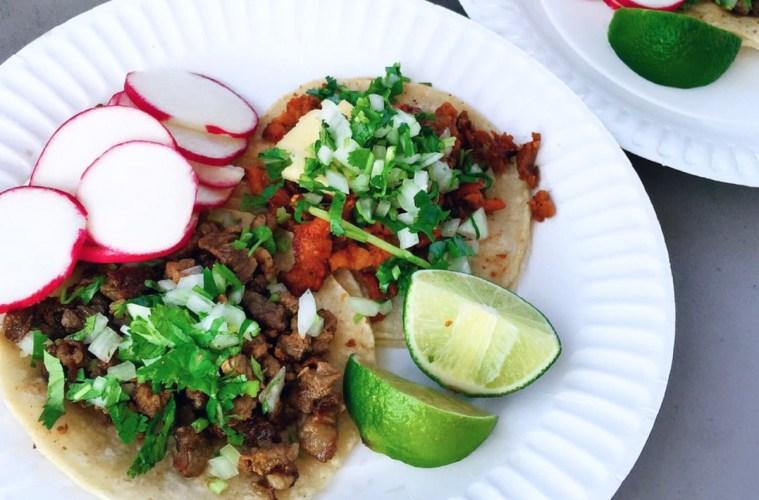Leo's Tacos Truck Los Angeles