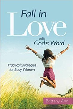 fall in love with God's Word book cover