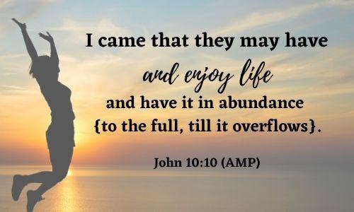 john 10:10 quote
