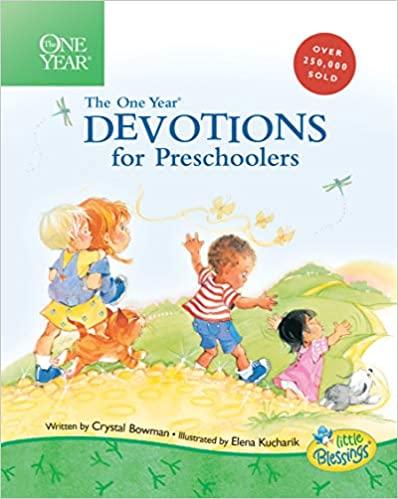 devotions for preschoolers