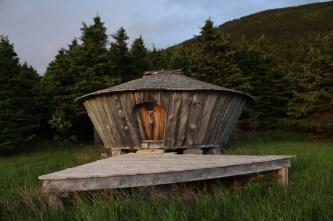 Yurt von David und Tamara