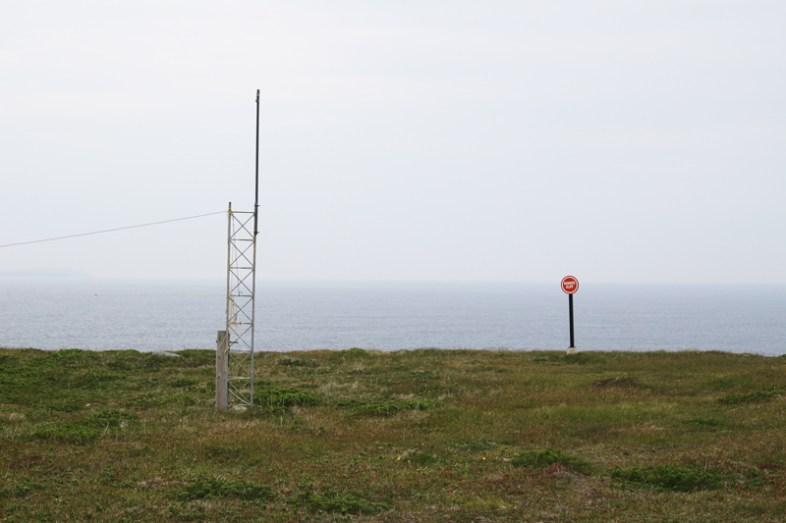 Cape Race – Stopschild