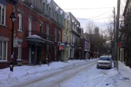 Montreal - Auf Parkplatzsuche