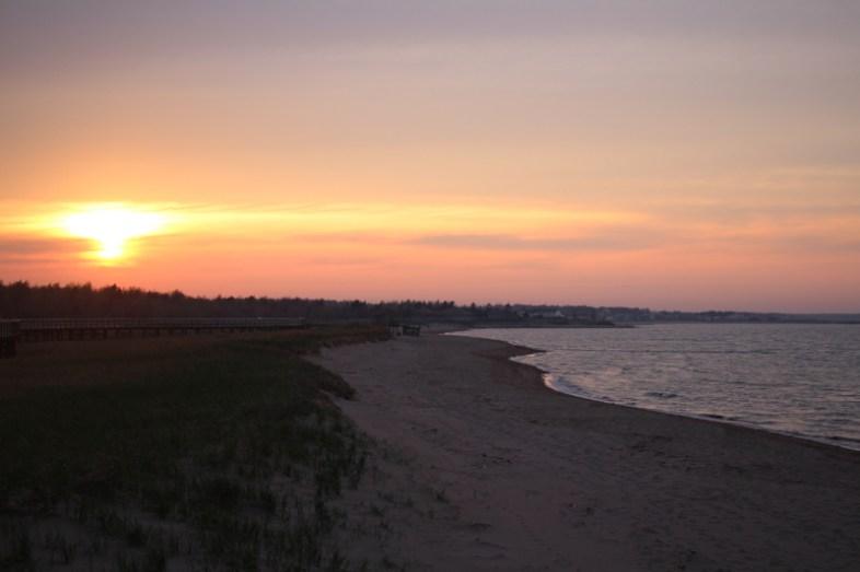 La dune de Bouctouche in New Brunswick