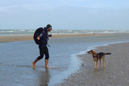 Strand von De Panne