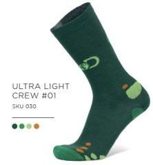 Ultra-Light Trekking Socken