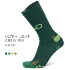 Ultra-Light Trekking Socken